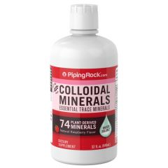 Colloidal Minerals - Essential Trace Minerals (946ml)
