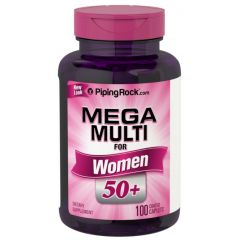 Mega Multi for Women 50+