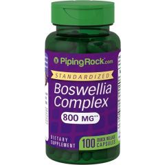 Piping Rock® Boswellia Standardised Complex 800mg