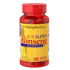 Super Ginseng Complex Plus Royal Jelly
