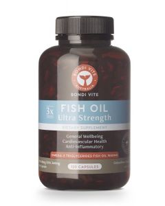 Bondi Vite Fish Oil Ultra Strength