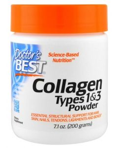 Doctor's Best Collagen Types 1 & 3 Powder 200g