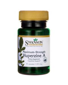 Huperzine A Max Strength