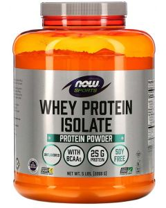 NOWFoods Whey Protein - 2.27kg