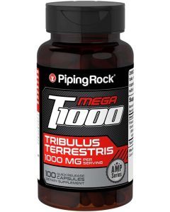 Piping Rock Tribulus Terrestris 100 Capsules 500mg
