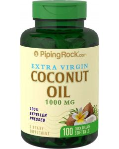 Piping Rock® Extra Virgin Organic Coconut Oil