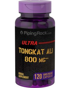 Piping Rock® Tongkat Ali 800mg 120 Capsules