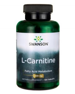 L-Carnitine 100 Veggie Tablets