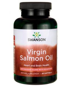 EFA Virgin Salmon Oil