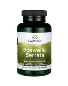 Boswellia Serrata Whole Herb & Standardized Extract