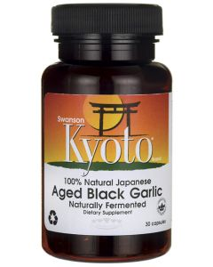 100% Natural Aged Japanese Black Garlic