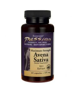 Avena Sativa (Swiss Oats) Extract 575mg 60 Caps