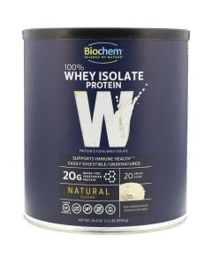 Whey Protein - Natural Flavour (Note: please refrigerate when possible)